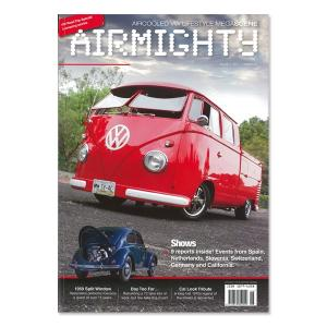 VW 専門誌 - AirMighty【エアマイティー】Vol.26|mooneyes