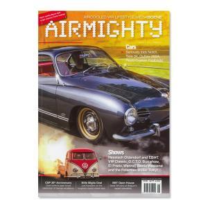 VW 専門誌 - AirMighty【エアマイティー】Vol.28|mooneyes