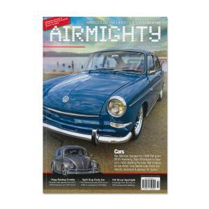 VW 専門誌 - AirMighty【エアマイティー】Vol.33|mooneyes