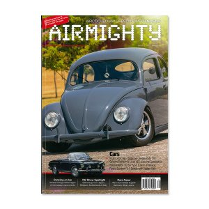 VW 専門誌 - AirMighty【エアマイティー】Vol.34 mooneyes