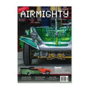 VW 専門誌 - AirMighty【エアマイティー】Vol.35 mooneyes