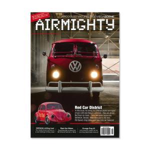 VW 専門誌 - AirMighty【エアマイティー】Vol.43|mooneyes