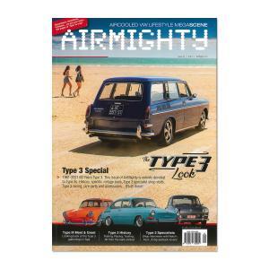 VW 専門誌 - AirMighty【エアマイティー】Vol.44|mooneyes