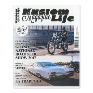 Kustom Life Magazine April / May 2017|mooneyes