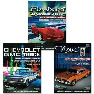 Classic Industries パーツ カタログ|mooneyes