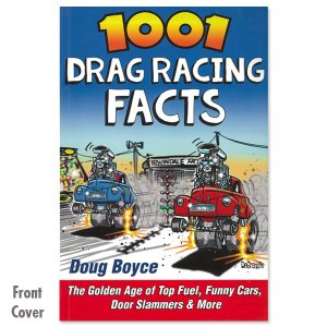 1001 Drag Racing Facts mooneyes
