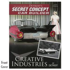 Creative Industries of Detroit mooneyes