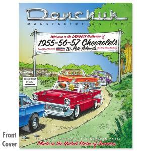 Danchuk パーツ カタログ シェビー '55 - 57|mooneyes