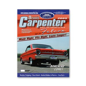 デニス・カーペンター パーツ 2005 カタログ 60-70 FORD FALCON|mooneyes
