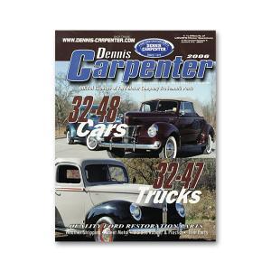 デニス・カーペンター パーツ 2006 カタログ Cars&Trucks mooneyes