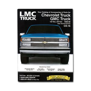 LMC Truck.com パーツ カタログ - 88-98 Chevy/GMC Truck|mooneyes
