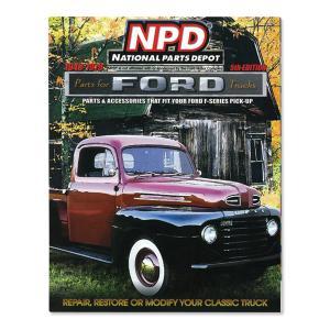 NPD パーツ カタログ 48-79 Ford Truck|mooneyes