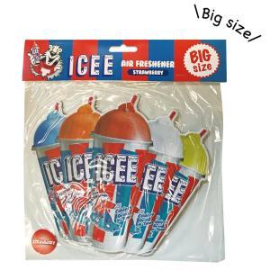 ビッグ ICEE カップ エアーフレッシュナー|mooneyes