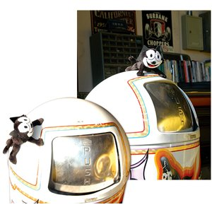 Felix (フィリックス)   マグネティック プラッシュ mooneyes