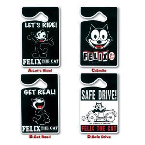 Felix (フィリックス)   The Cat パーキング パーミット|mooneyes