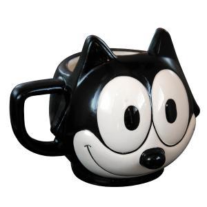 フィリックス フェイス マグカップ|mooneyes