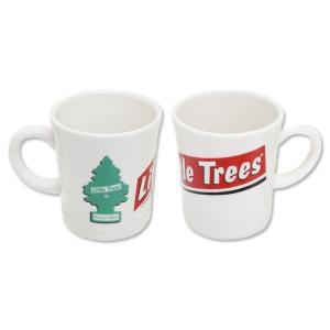 リトルツリー Little Tree コーヒー マグ カップ|mooneyes