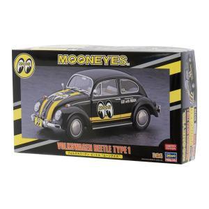 1/24 MOONEYES Volkswagen Beetle モデルカー|mooneyes