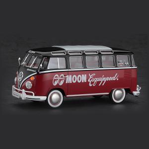 ムーンアイズ 1/24 Model Car MOON Equipped VW T-2 マイクロ バス プラモデル キット|mooneyes