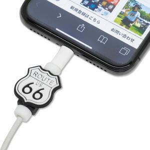 USB ケーブル プロテクター ROUTE66|mooneyes