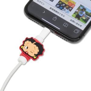 USB ケーブル プロテクター Betty Boop|mooneyes