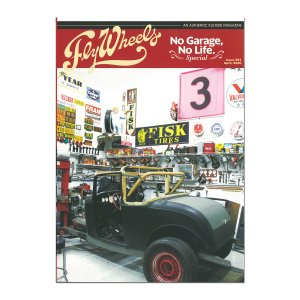 Fly Wheels Magazine (フライ ウィールズ マガジン) vol.64 2020年 4月号|mooneyes