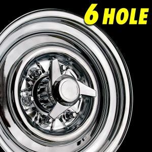 6穴用 カリフォルニア スピンナー セット|mooneyes