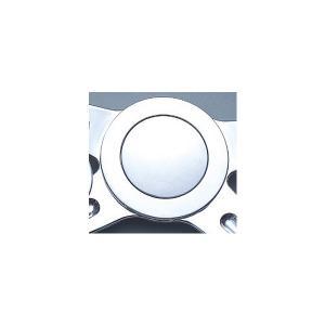Lecarra ビレット フルカバー フラット ホーン キャップ|mooneyes