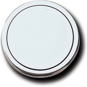 Lecarra ビレット プレーン ホーン キャップ|mooneyes