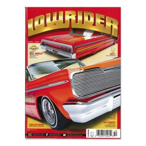 LOWRIDER Magazine Vol.41 Issue 10 October 2019 mooneyes