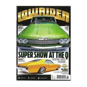 LOWRIDER Magazine Vol.41 Issue 11 November 2019 mooneyes