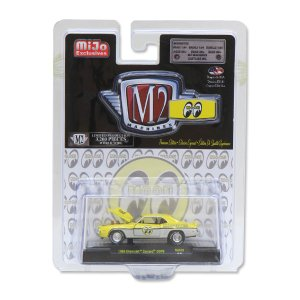 【MiJo Exclusives 限定】M2 1/64 Die Cast Model 1969 Chevy Camaro|mooneyes
