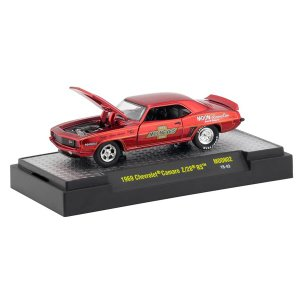 M2 1/64 Die Cast Model '69 Chevrolet Camaro Z/28|mooneyes