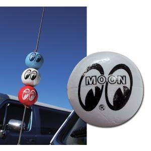 MOONEYES (ムーンアイズ) アンテナ ボール グレー|mooneyes