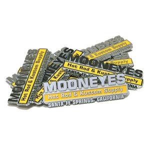 MOONEYES (ムーンアイズ) エンブレム|mooneyes