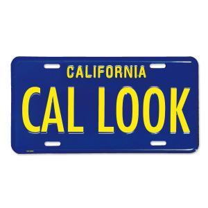 カリフォルニア ライセンス プレート CAL LOOK|mooneyes
