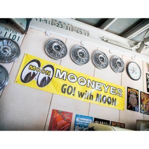 MOONEYES ビニール バナー|mooneyes