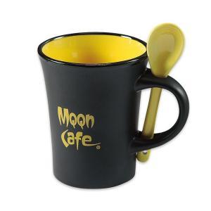 MOON Cafe Spoonerマグ mooneyes