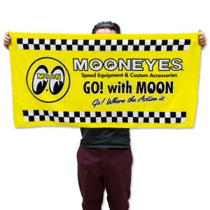 MOONEYES (ムーンアイズ) Bath Towel|mooneyes