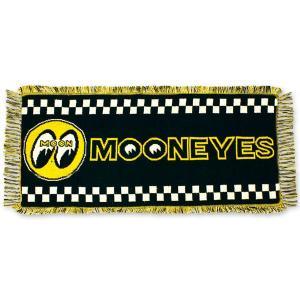 ムーンアイズ (MOONEYES) ロング ラグ マット|mooneyes