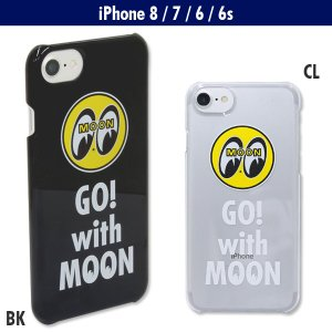 Go with MOON iPhone7 & iPhone6/6s ハードケース|mooneyes
