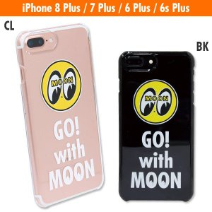 Go with MOON iPhone7 Plus & iPhone6/6s Plus ハードケース|mooneyes