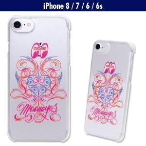 ピンストライプ iPhone7 & iPhone6/6s ハードケース|mooneyes