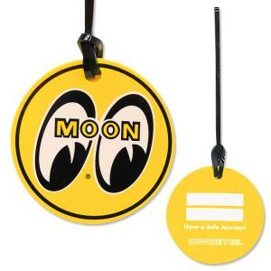 MOON ラゲッジ タグ|mooneyes