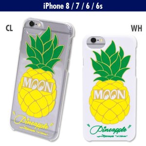 Pineapple iPhone7 & iPhone6/6s ハードケース|mooneyes