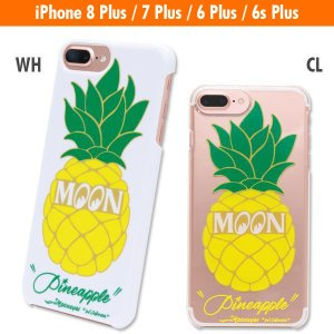 Pineapple iPhone7 Plus & iPhone6/6s Plus ハードケース|mooneyes