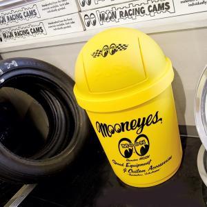 MOON 35リットル ダスト ボックス|mooneyes