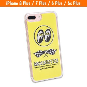 Checker Flag iPhone8 Plus, iPhone7 Plus & iPhone6/6s Plus ハードケース|mooneyes