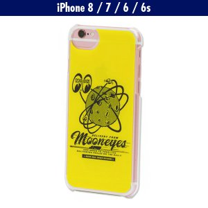 【通販限定】Delivery from MOONEYES iPhone8, iPhone7 & iPhone6/6s ハードケース|mooneyes
