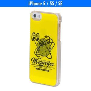 【通販限定】Delivery from MOONEYES iPhoneSE・5/5s ハード ケース|mooneyes